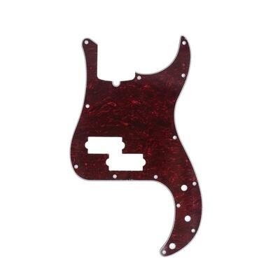 Brio 13 Hole 4 String Precision Bass,  Red Tortoise