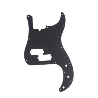 Brio 13 Hole 4 String Precision Bass,  Matte Black 1 Ply