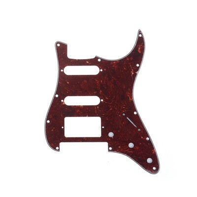 Brio HSS for American/Mexican Floyd Rose Bridge Cut Strat® 11 Hole Vintage Tortoise Shell 4 Ply