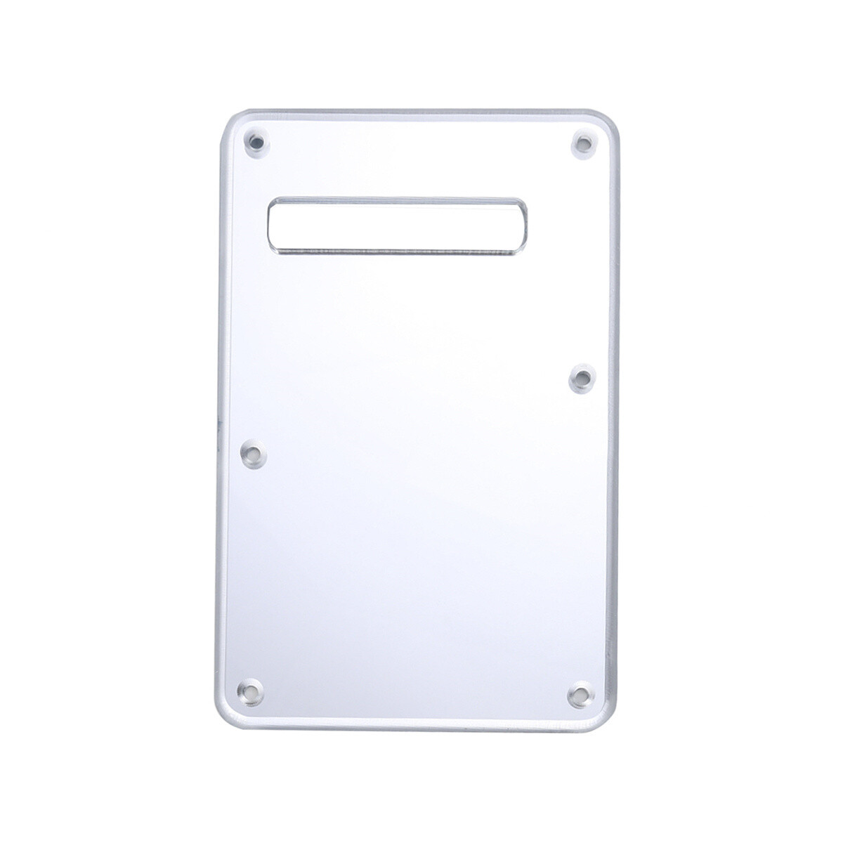 Back Plate Tremolo Cover Chrome Mirror Acrylic or Gold Mirror Acrylic -US/Mexican Fender®Strat® Fit