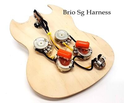Brio SG Harness