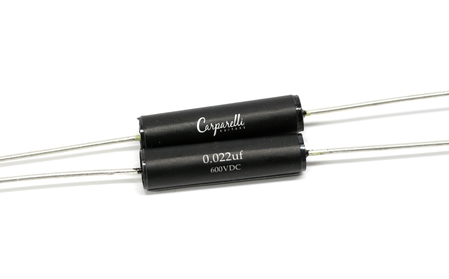 1 x Carparelli Black Dog Capacitors. 0.022uf