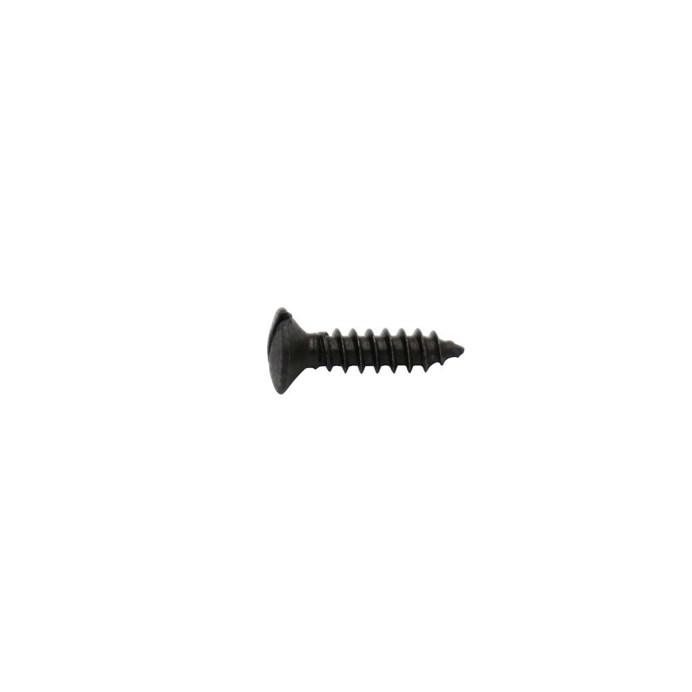 Brio Slotted Pickguard & Backplate Screw Packages. Black,Chrome,Nickel,Gold,Unplated