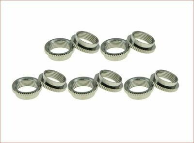 """Brio 15/32"""" Deep Thread Nut for Gibson USA 3-way Switchcraft Toggle Switch"""