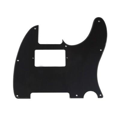 Brio Tele® Humbucker 8 hole 1 Ply Gloss Black