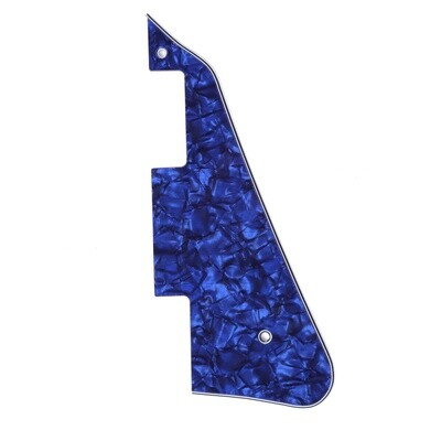 Brio - Gibson® Les Paul® Pickguard Modern Style 4 Ply Pearl Blue