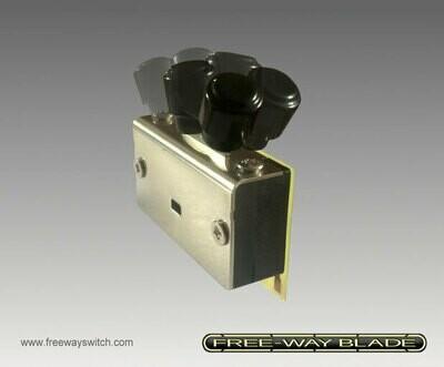 Free-Way 3B3-01 3-Way/6 POSITION PICKUP SWITCH (6 Position TELE®)