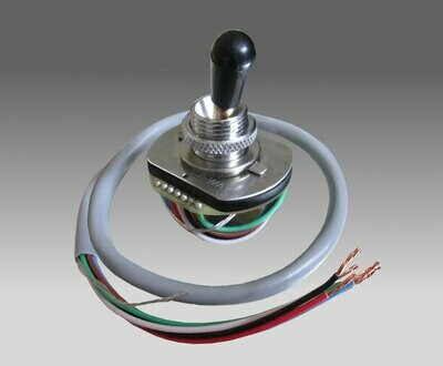 Free-Way PRE-WIRED PICKUP SWITCH 3X3-07 – NICKEL
