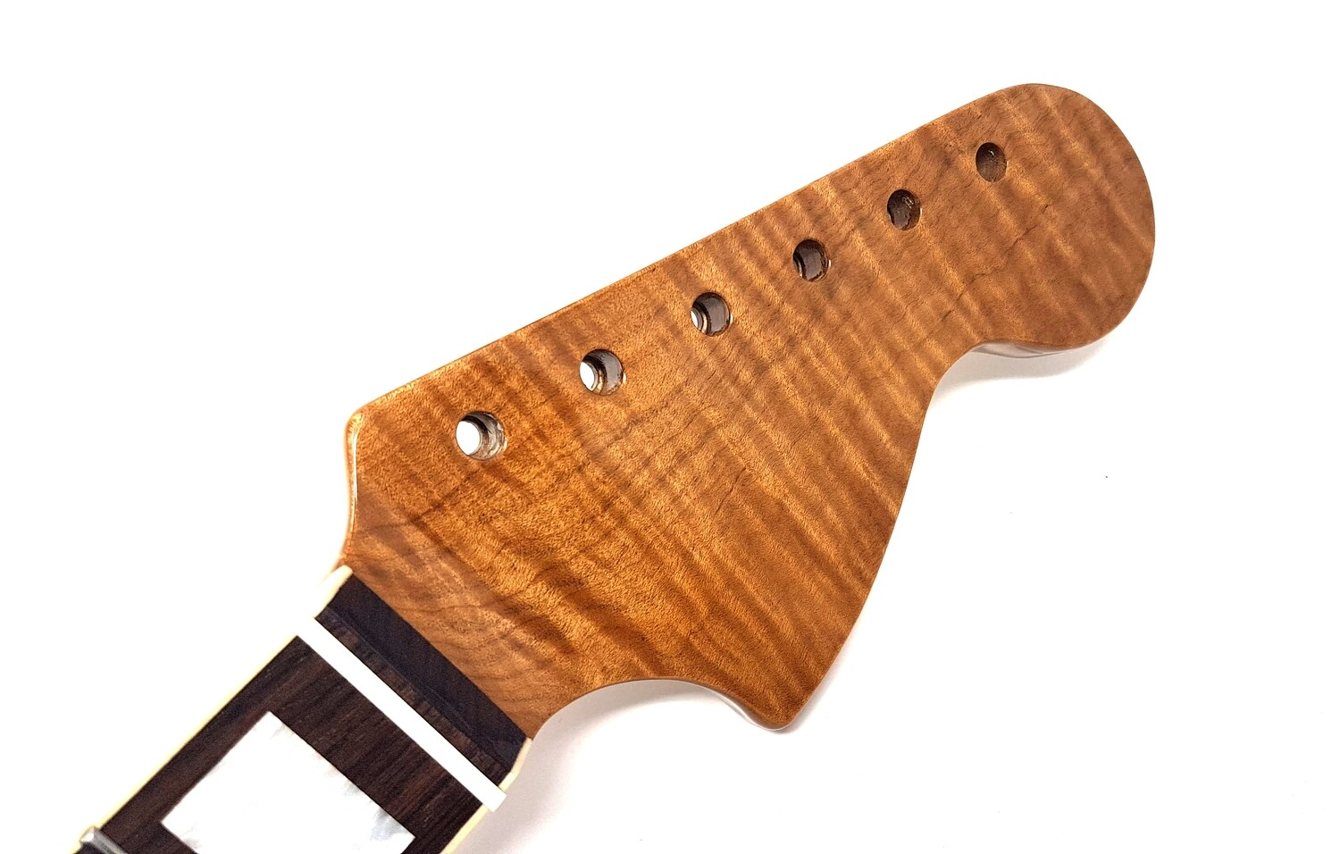 Brio CBS Roasted Highly Flamed Maple Rosewood Neck Roasted