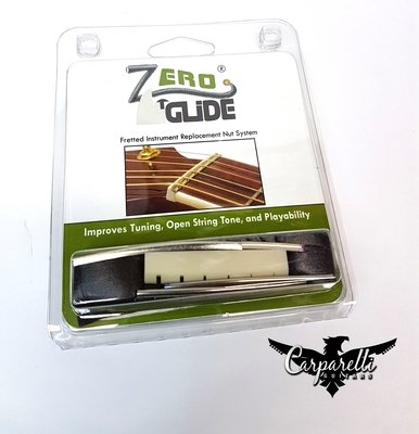 Zero Glide ZS-1 Slotted Replacement Nut for Gibson