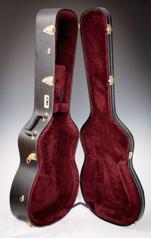 TKL Prestige Arch-Top Classical Guitar Case