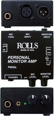 Rolls Personal Monitor Amp PM50s