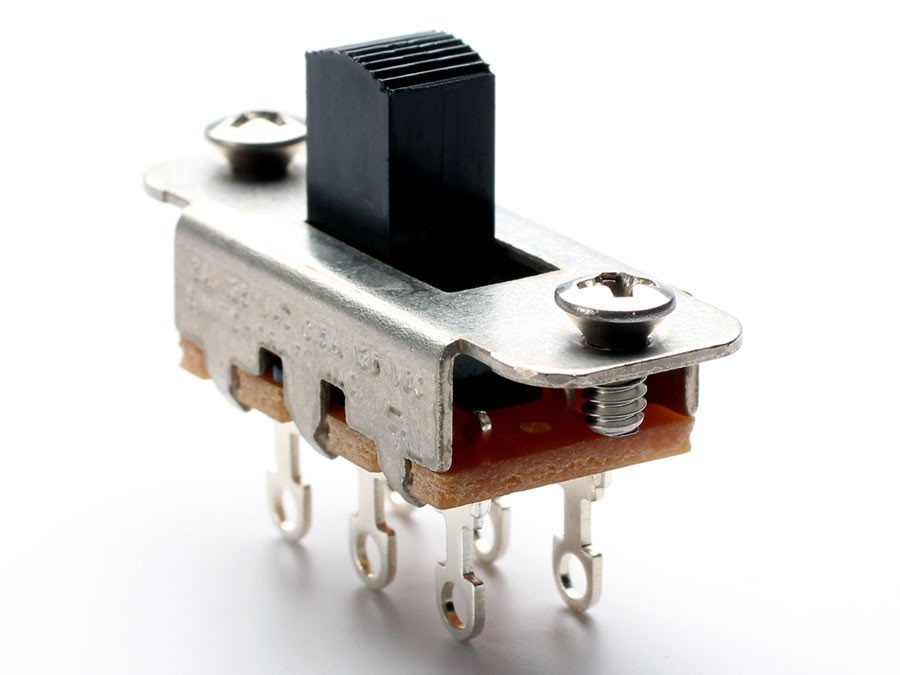 Switchcraft® On-On Slide Switch for Jazzmaster® and Jaguar®