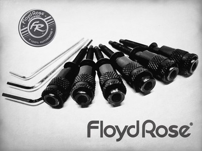 Intonation Floyd Rose Hollow Points Black