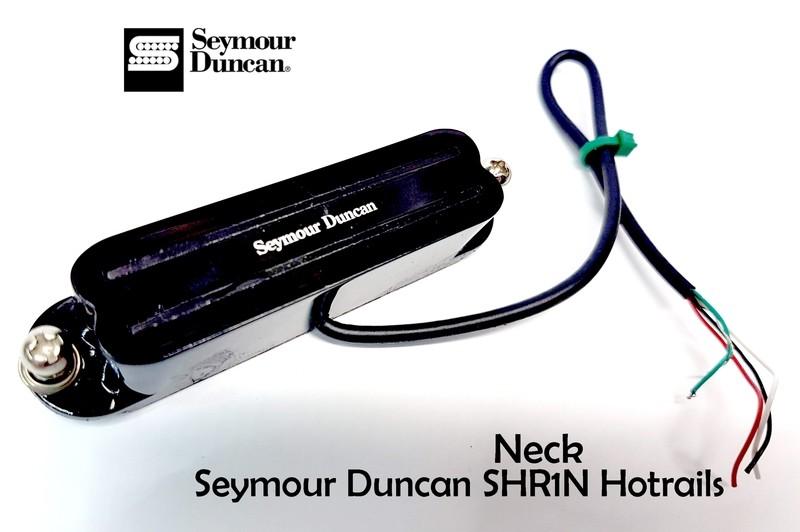 Seymour Hot Rails Strat Neck SHR-1N