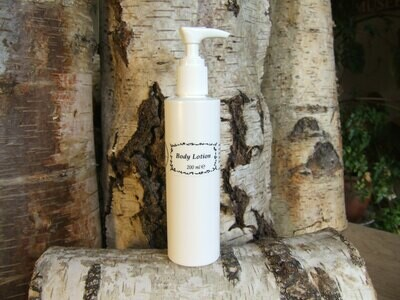 NEW!! Limited Edition - Body Lotion with Geramium