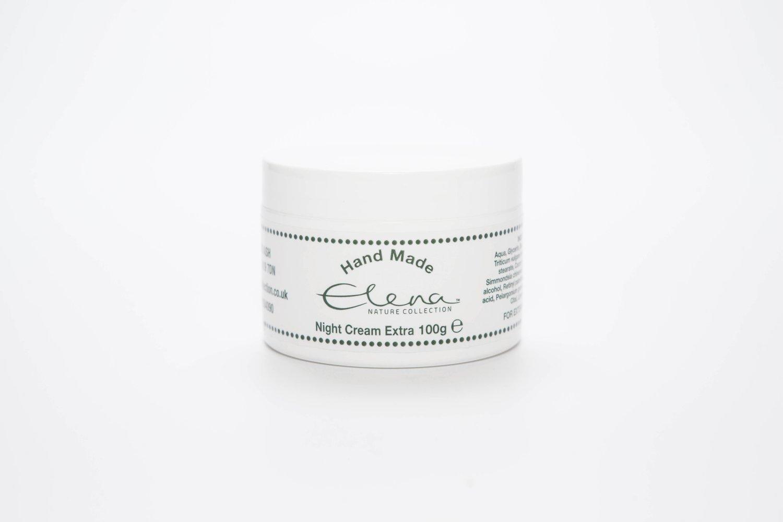 Night Cream Extra with calming geranium 100g