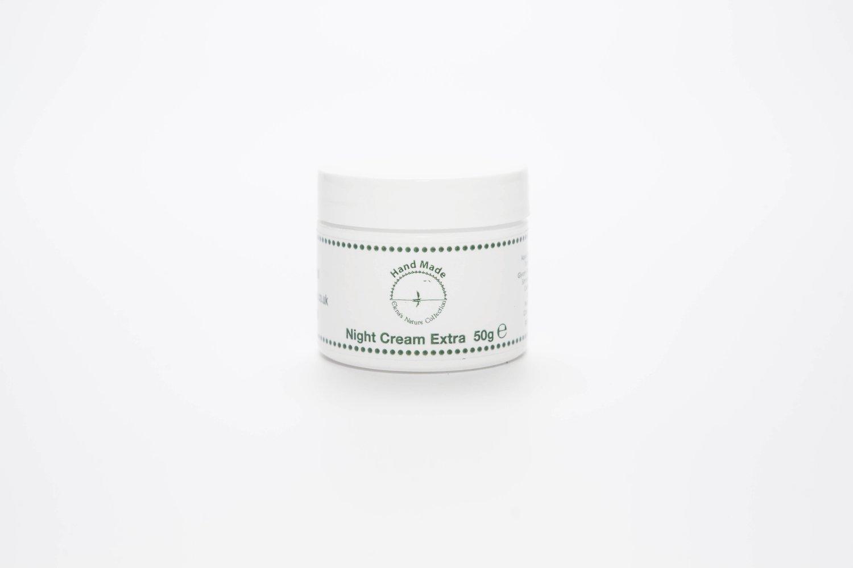Night Cream Extra with calming geranium 50g