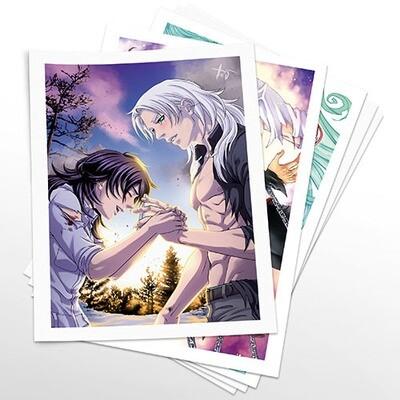 Pack 5 prints A5 a elegir