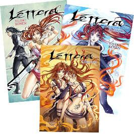 Lêttera (complete series digital bundle)