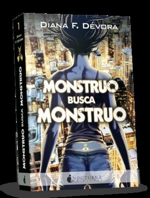 Monstruo Busca Monstruo libro 1