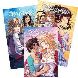 Windrose (complete series digital bundle)