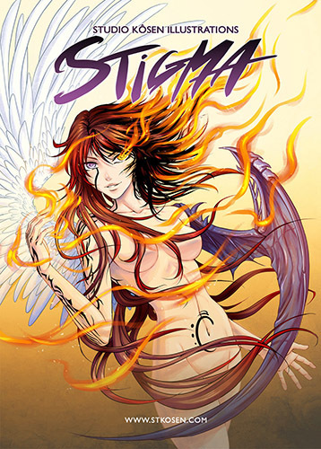 Stigma, Studio Kôsen illustrations (ebook)