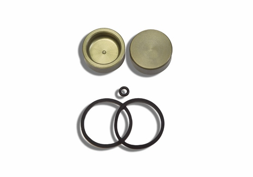 AJP Hydraulic Front or Rear Brake Caliper Rebuild Kit - (2-piston)