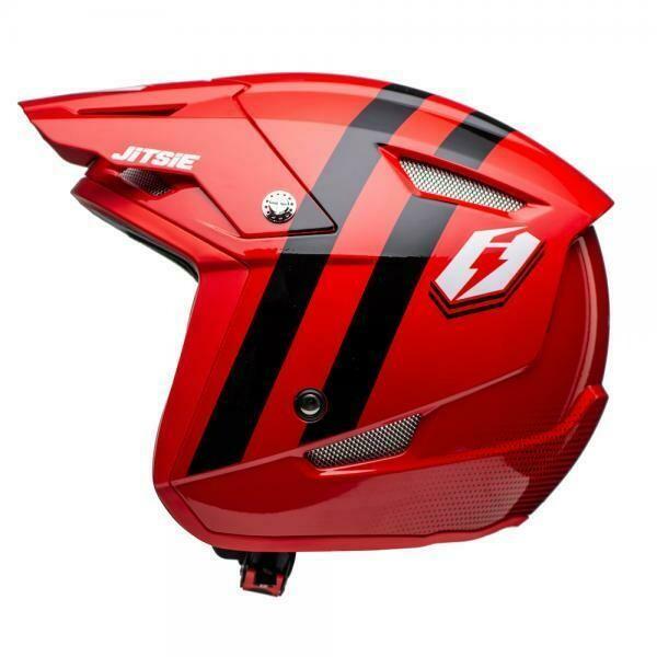 Helmet HT1 Voita Red Black 2020