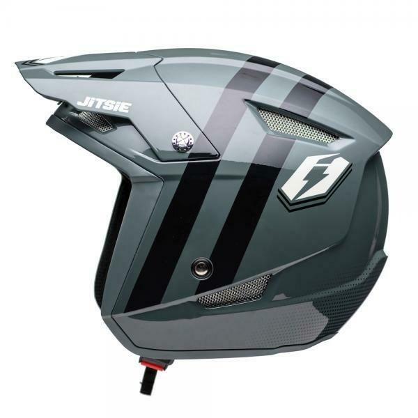 Helmet HT1 Voita Black Grey 2020