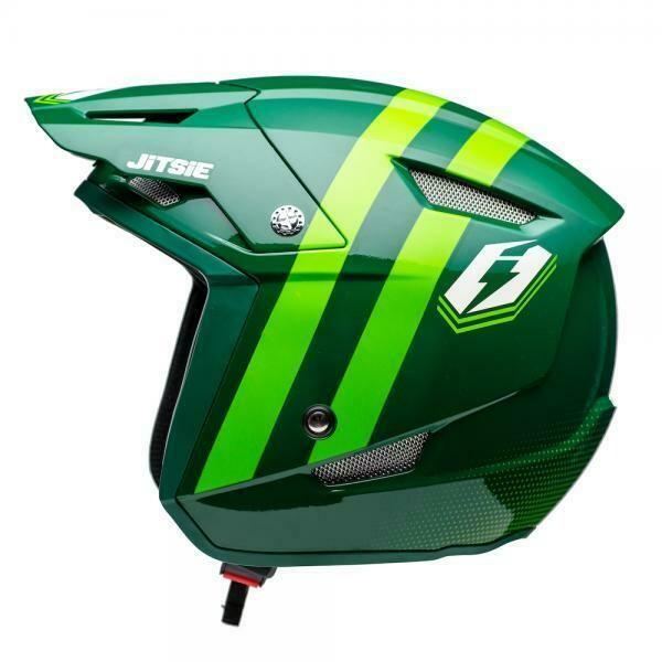 Helmet, HT1, Voita, Jitsie (Green)