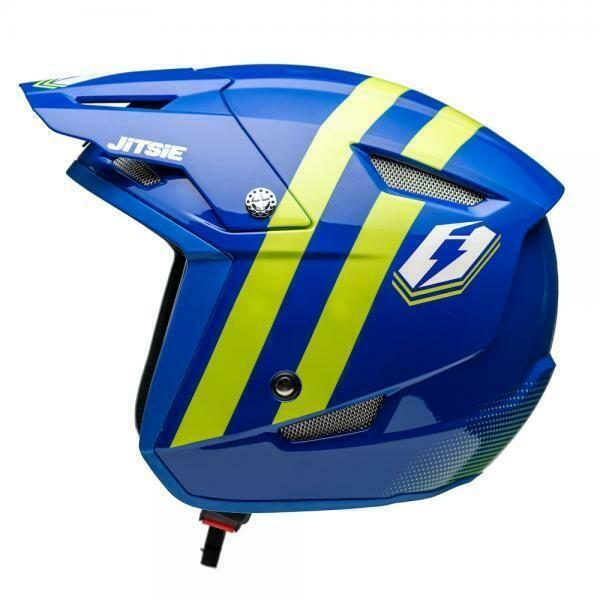 Helmet, HT1, Voita, Jitsie (Blue)