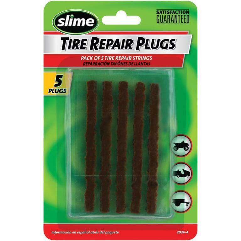Slim Tire Plug Pack