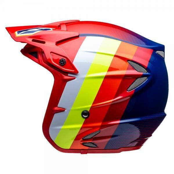 Helmet, HT2, Voita, Jitsie (Navy/Red)