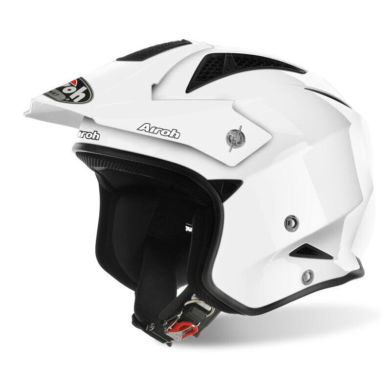 Helmet, TRR, Airoh (White)