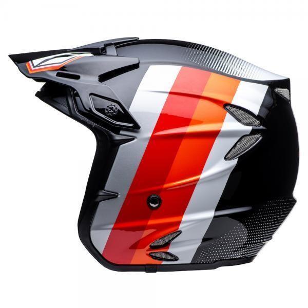 Helmet, HT2, Voita, Black/White