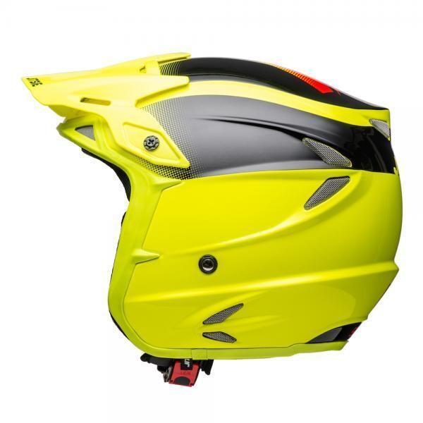 Helmet, HT2, Solid, Jitsie (Yellow/Black)