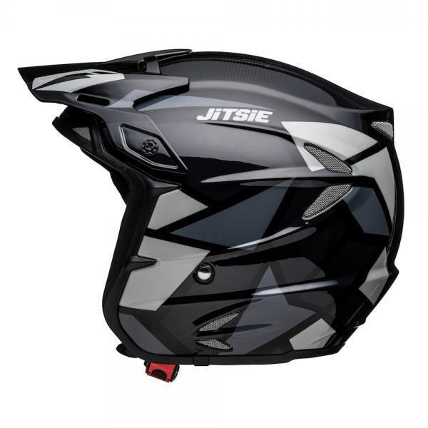 Helmet, HT2, Kozmoz, Black/Silver