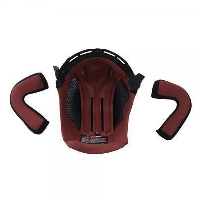 Helmet, Liner, HT2, Red