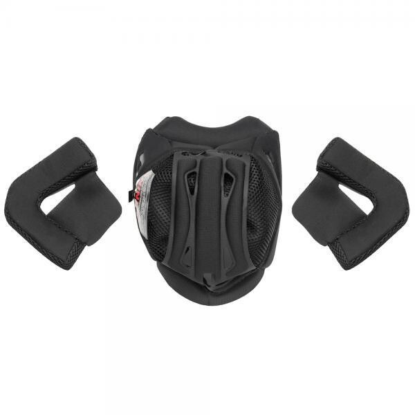 Liner, Helmet, HT1, Jitsie (Black)