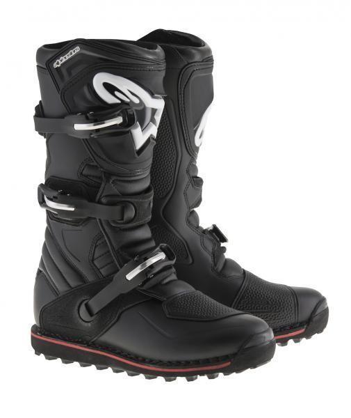 Boots, Trials, Tech T, Alpinestars (Black)