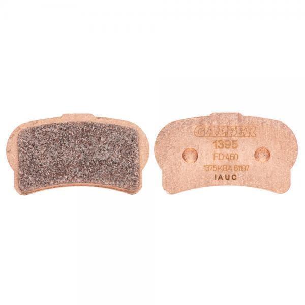 Brake Pads, FD460, Sintered, Galfer