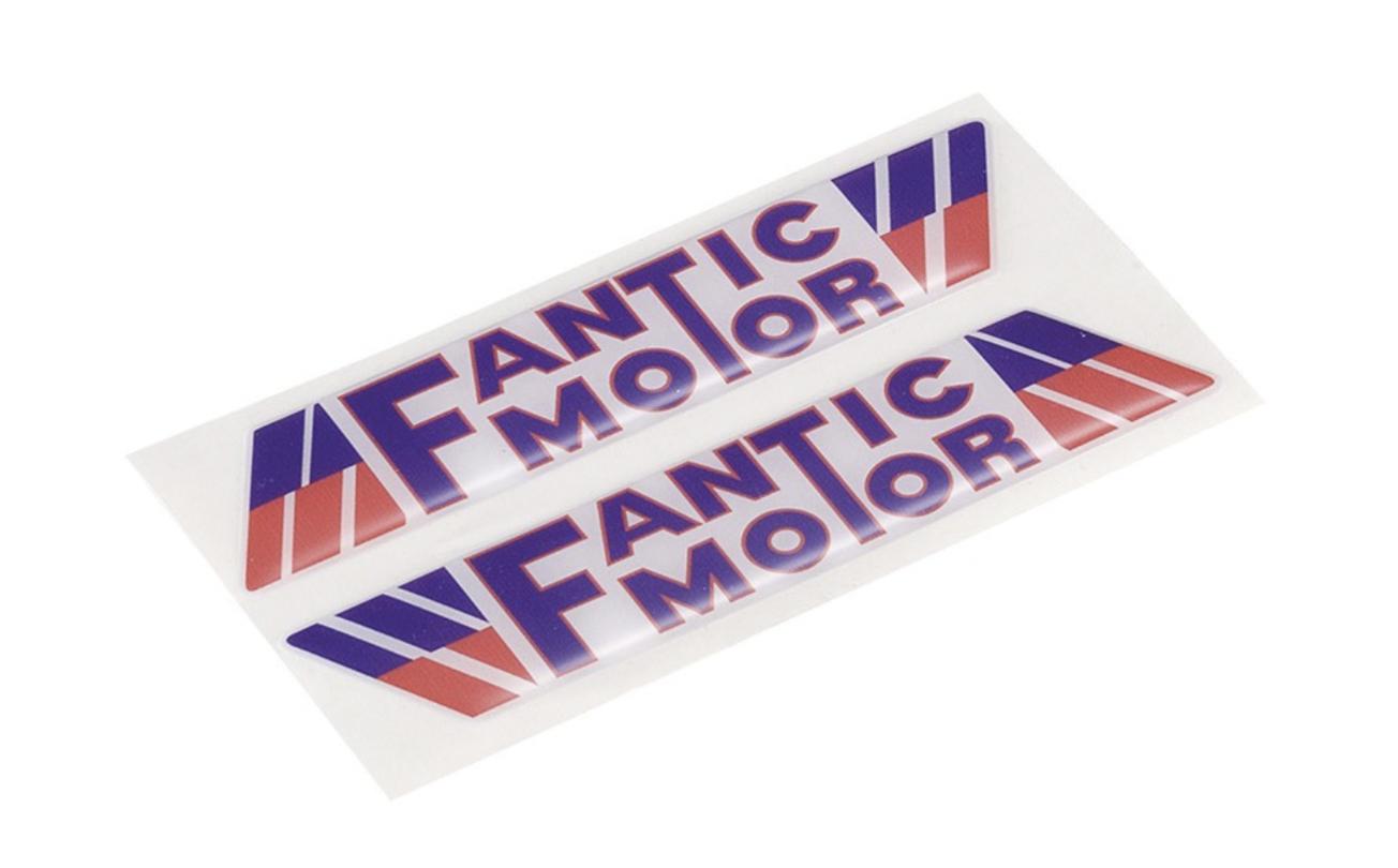 Graphics, Tank, Fantic 200/240