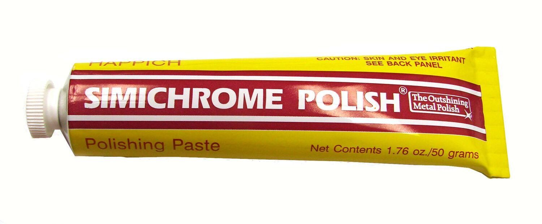 Paste, Polish, Simichrome, (1.76oz), Happich