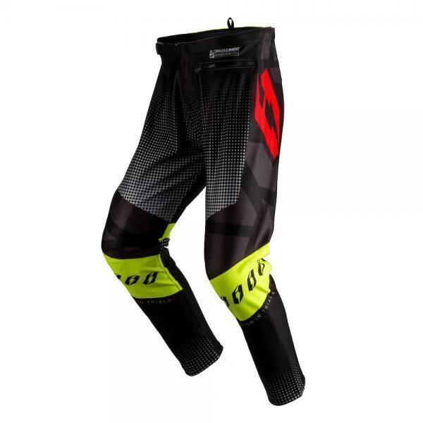 Pants, L3, Kozmoz, Jitsie (Yellow/Black)