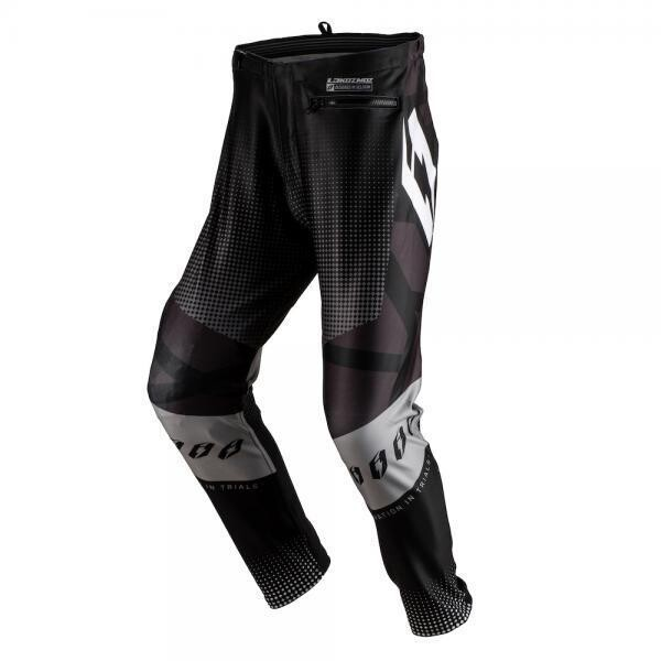 Pants, Kozmoz L3, Grey/Black, Jitsie