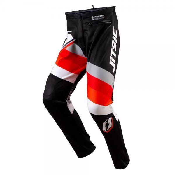 Pants, Voita L3, Black/White, Jitsie