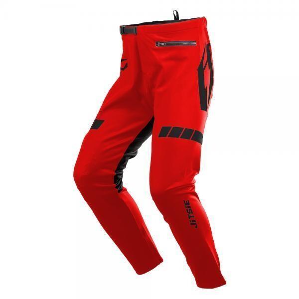 Pants, Triztan L3, Red/Black, Jitsie