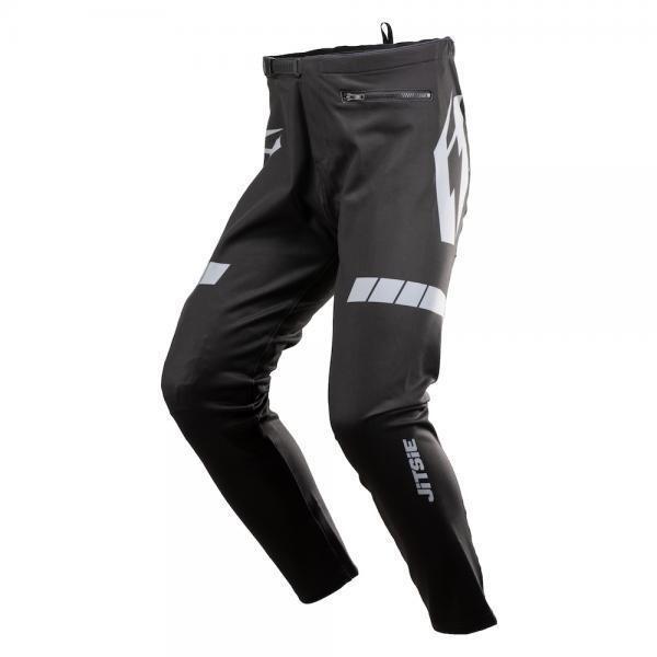 Pants, Triztan L3, Black/Silver, Jitsie