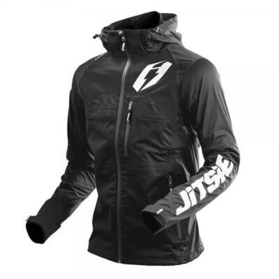 Jacket, Glow, Black